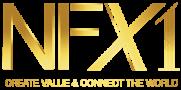 LOGO NFX1 (GOLD) 300